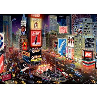 "Alexander Chen ""An Evening in Times Square"""