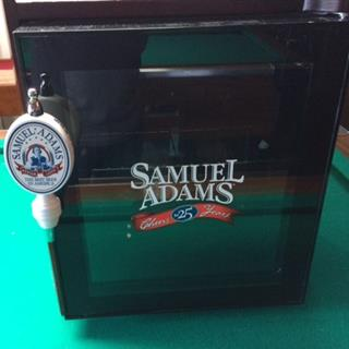 Sam Adams Beer Fridge