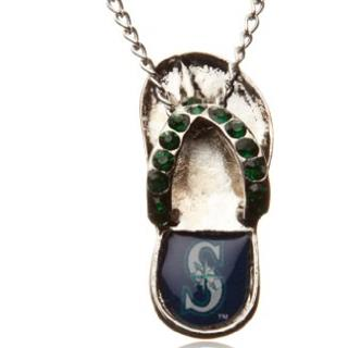 Seattle Mariners - Flip Flop Necklace