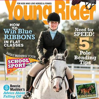 Young Rider Magazine (12 Issues)