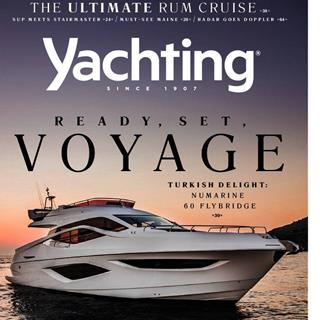 Yachting Magazine (48 issues)
