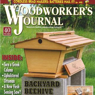 Woodworker's Journal Magazine (24 issues)