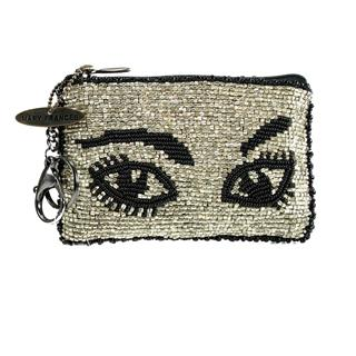 ''Watch Out'' Coin Purse by Mary Frances