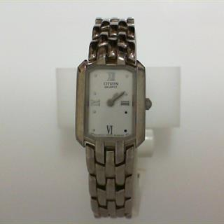 Citizen Ladies Watch Bracelet Stainless Steel  #500-23