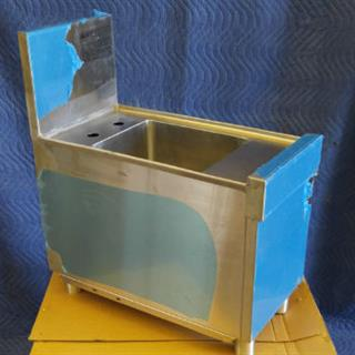 Commercial Underbar Sink Unit