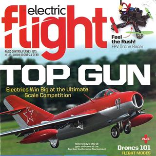 Electric Flight (24 issues)