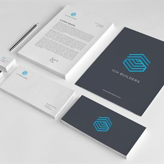 Professional Stationery Design by CreativFresh Visual Media