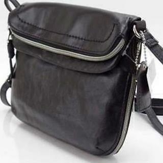 Relic Cora EW Crossbody Expandable Black Purse