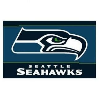 Seattle Seahawks 3x5 Flag