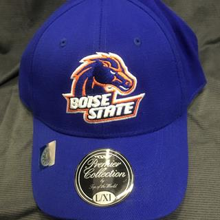 Boise State NWT Fitted Hat L/XL