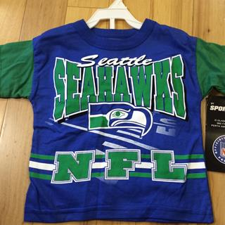 Seahawks Toddlers Outfit 2 piece Size 3T