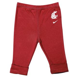 Nike Washington State Cougars Infant Crimson Pants 18 months