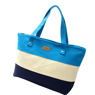 Casual Tote Bag (blue)