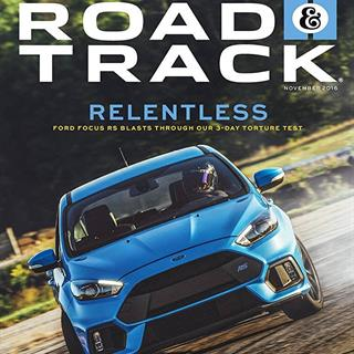 Road & Track (40 Issues)