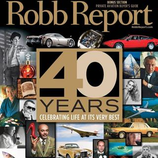 Robb Report (48 Issues)