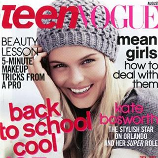 Teen Vogue (40 Issues)