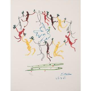 Dance of Youth, 2nd Edition by Pablo Picasso