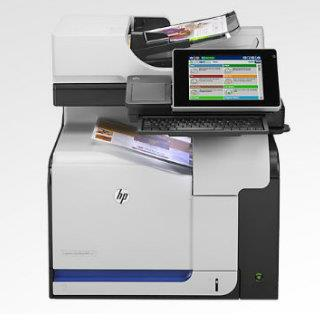HP M575c Color MFP