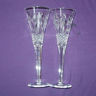 Waterford Toasting Glasses