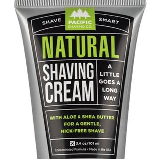 24-Unit Case: Natural Shaving Cream