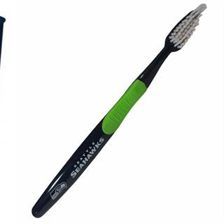 Seattle Seahawks Toothbrush & Unbreakable Cup Set