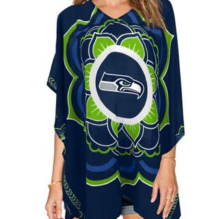 Seattle Seahawks Caftan