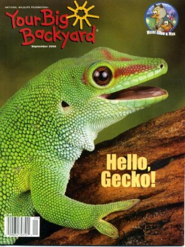 Your Big Backyard Magazine (40 Issues)