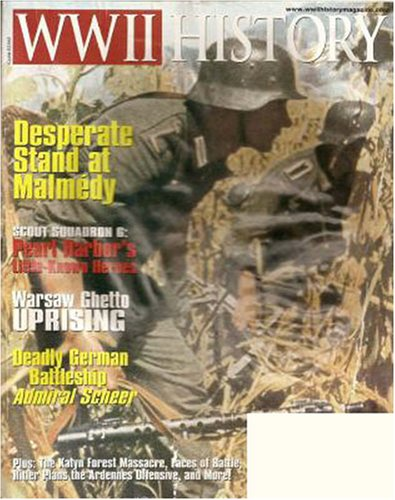 World War II History Magazine (12 Issues)