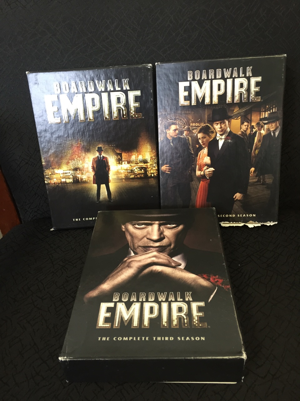 Boardwalk Empire Season 1-3 (used)