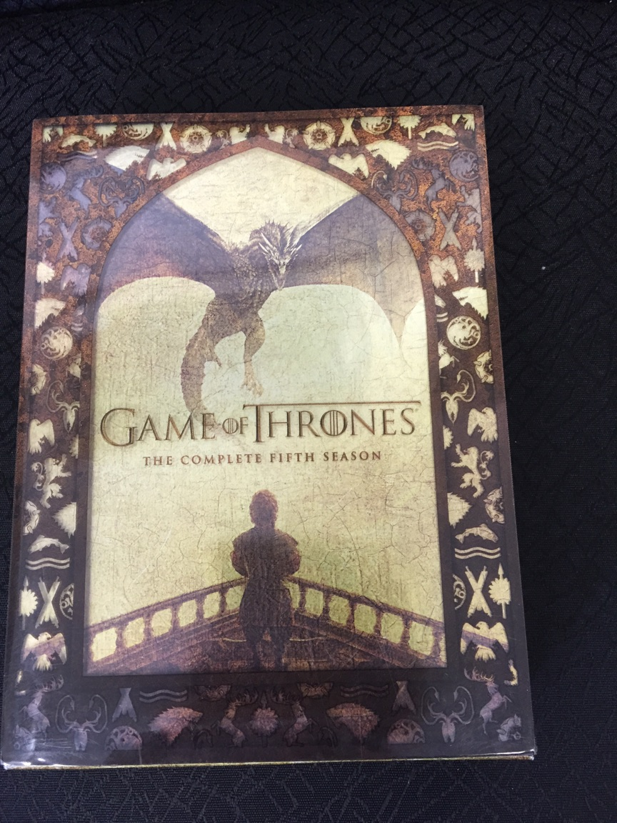 Game of Thrones Season 5 (used)