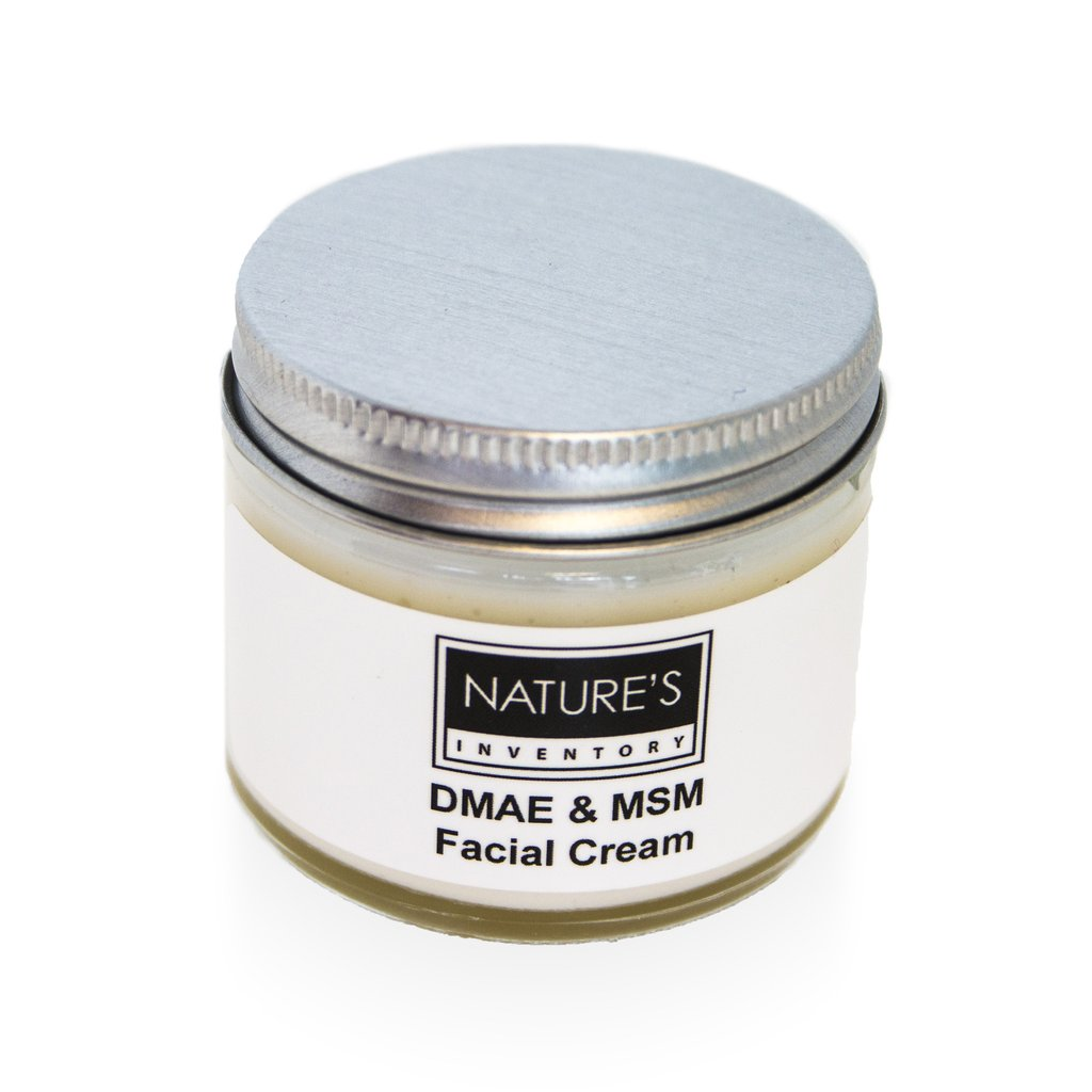 DMAE & MSM Facial Cream