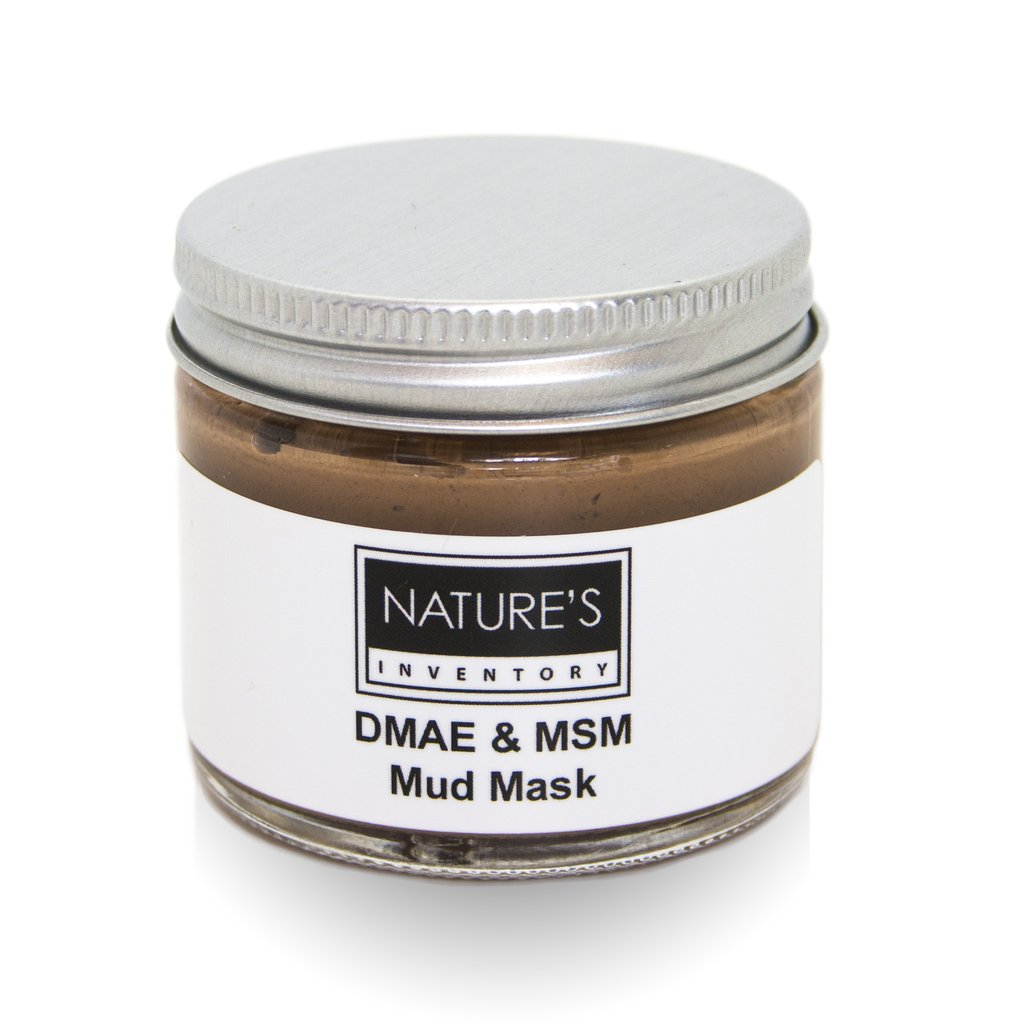 DMAE & MSM Mud Mask