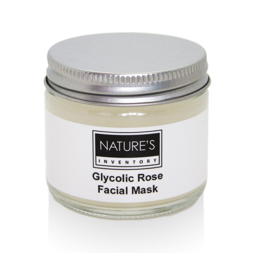 Glycolic & Rose Gel Mask