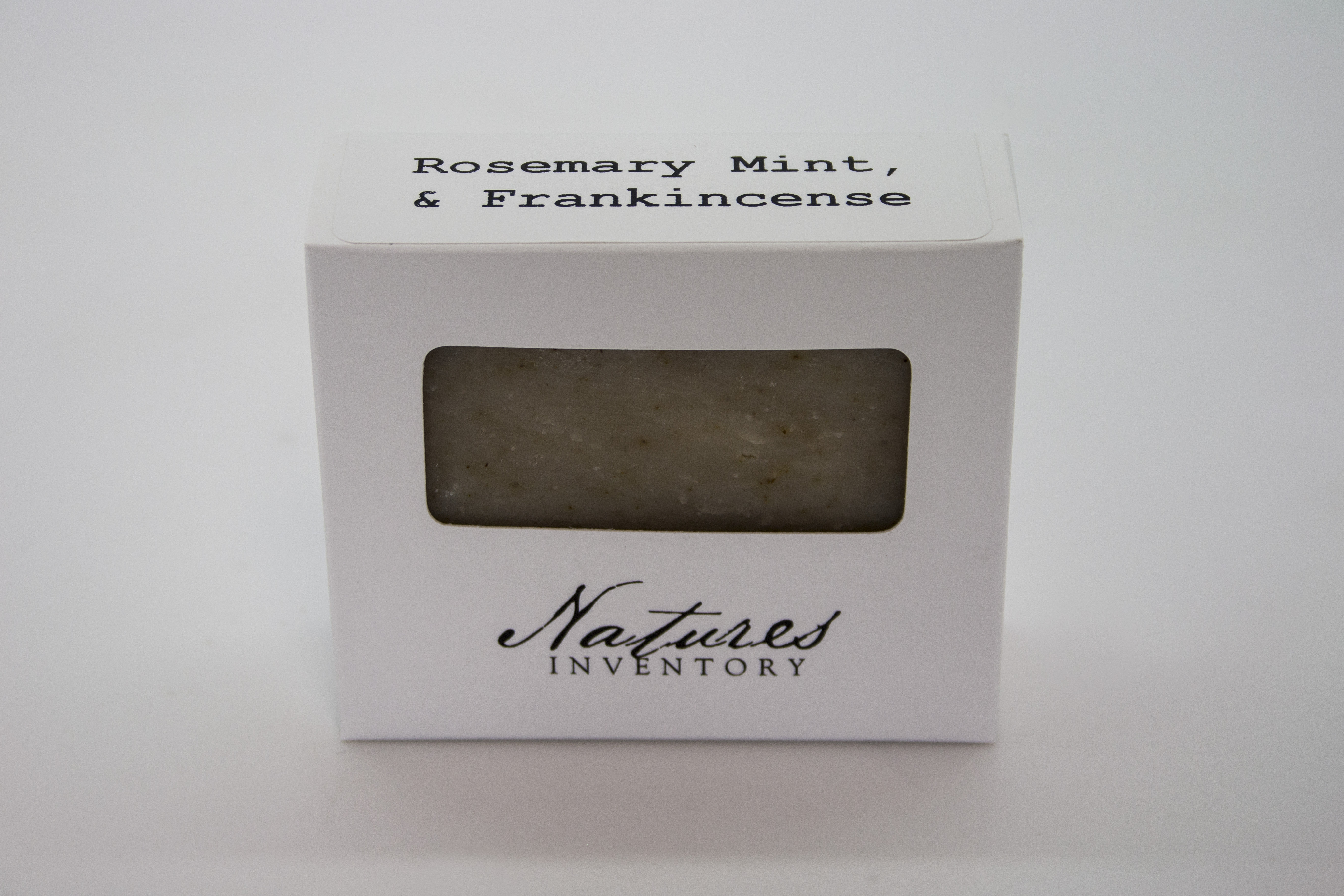 Rosemary, Mint, & Frankincense (Pack of 3)