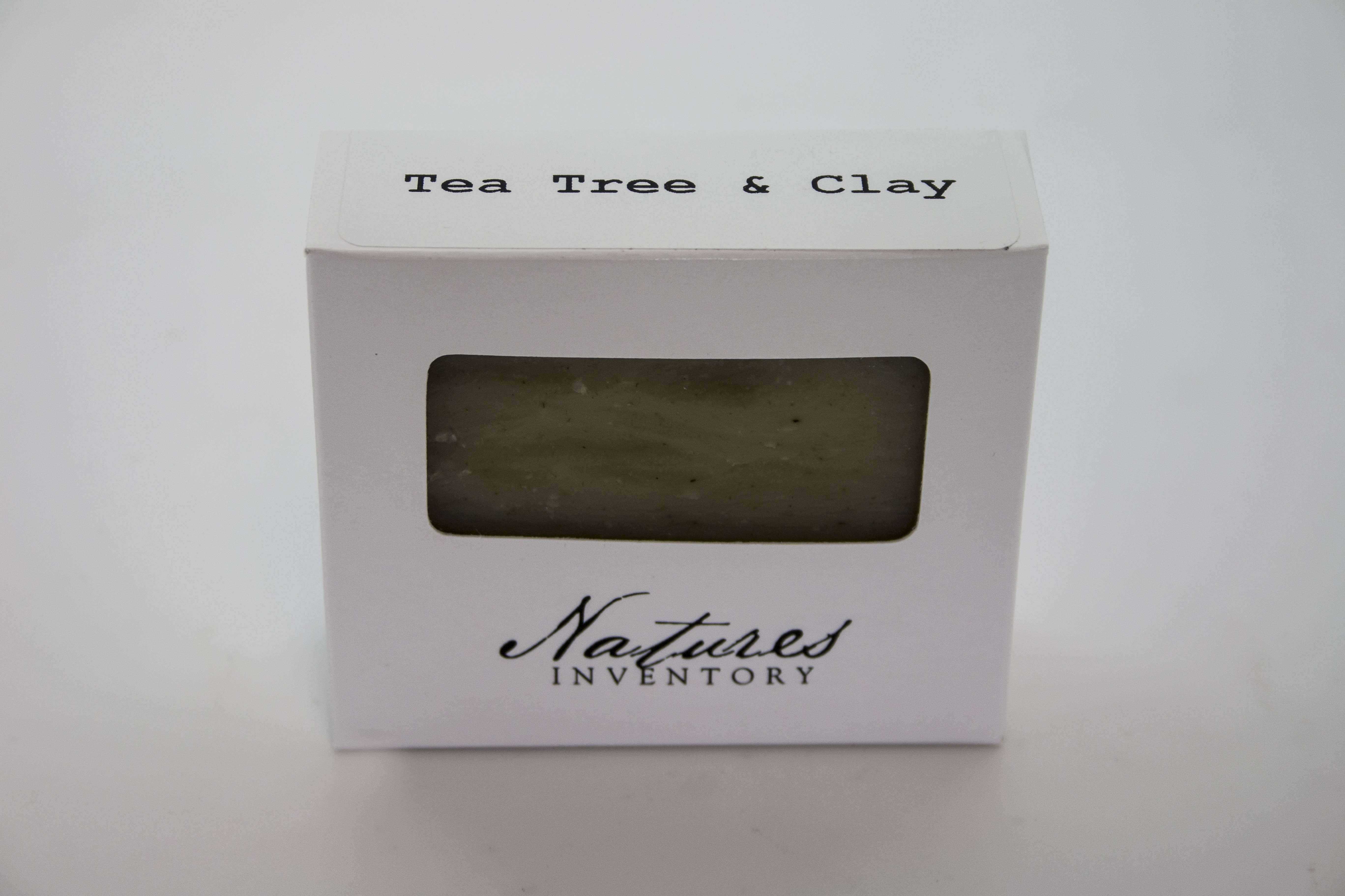 Tea Tree & Clay Soap (Pack of 3)