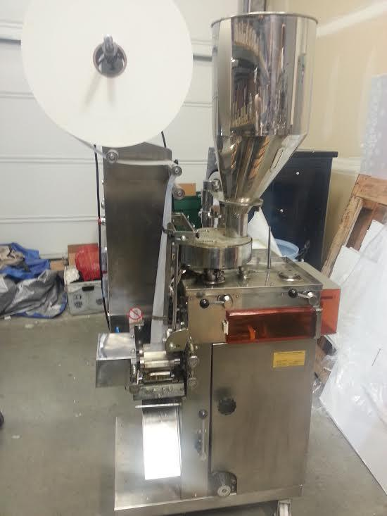 Automatic Tea Bagging Machine