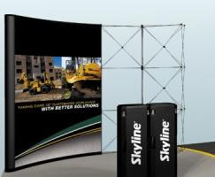 Skyline Trade Show Booth