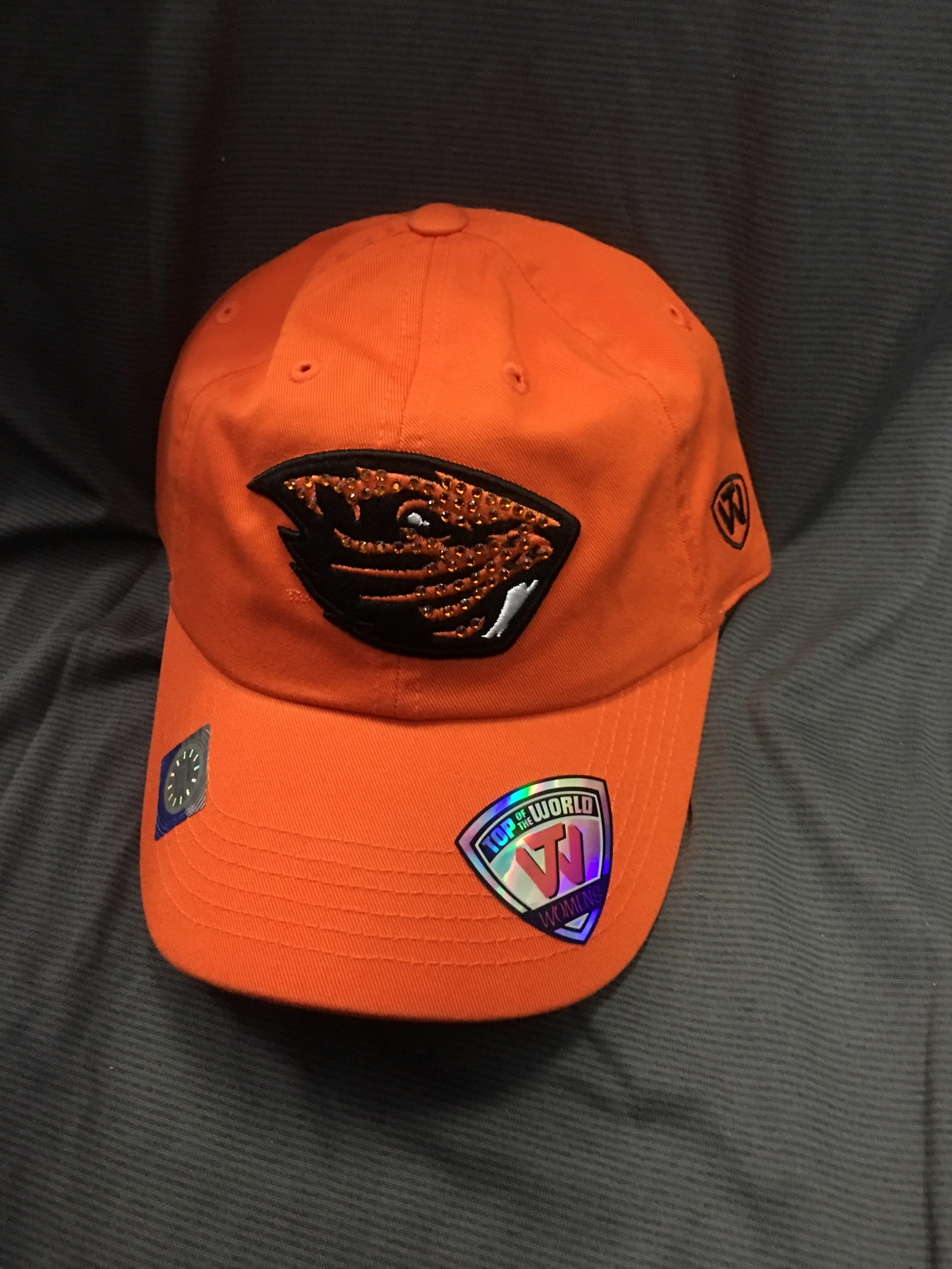 Oregon State Beavers Bling hat