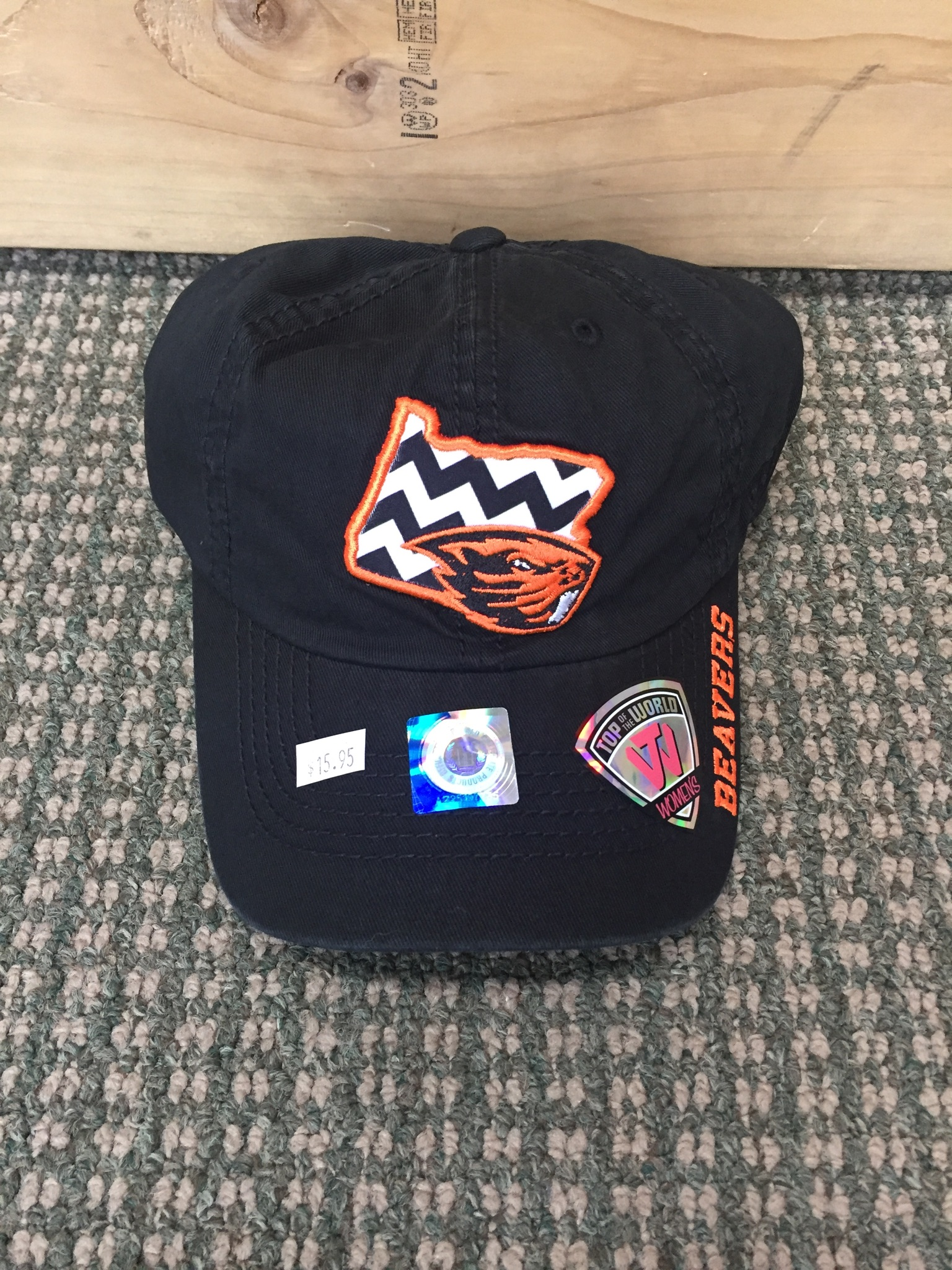 Oregon State University Chevron Logo hat