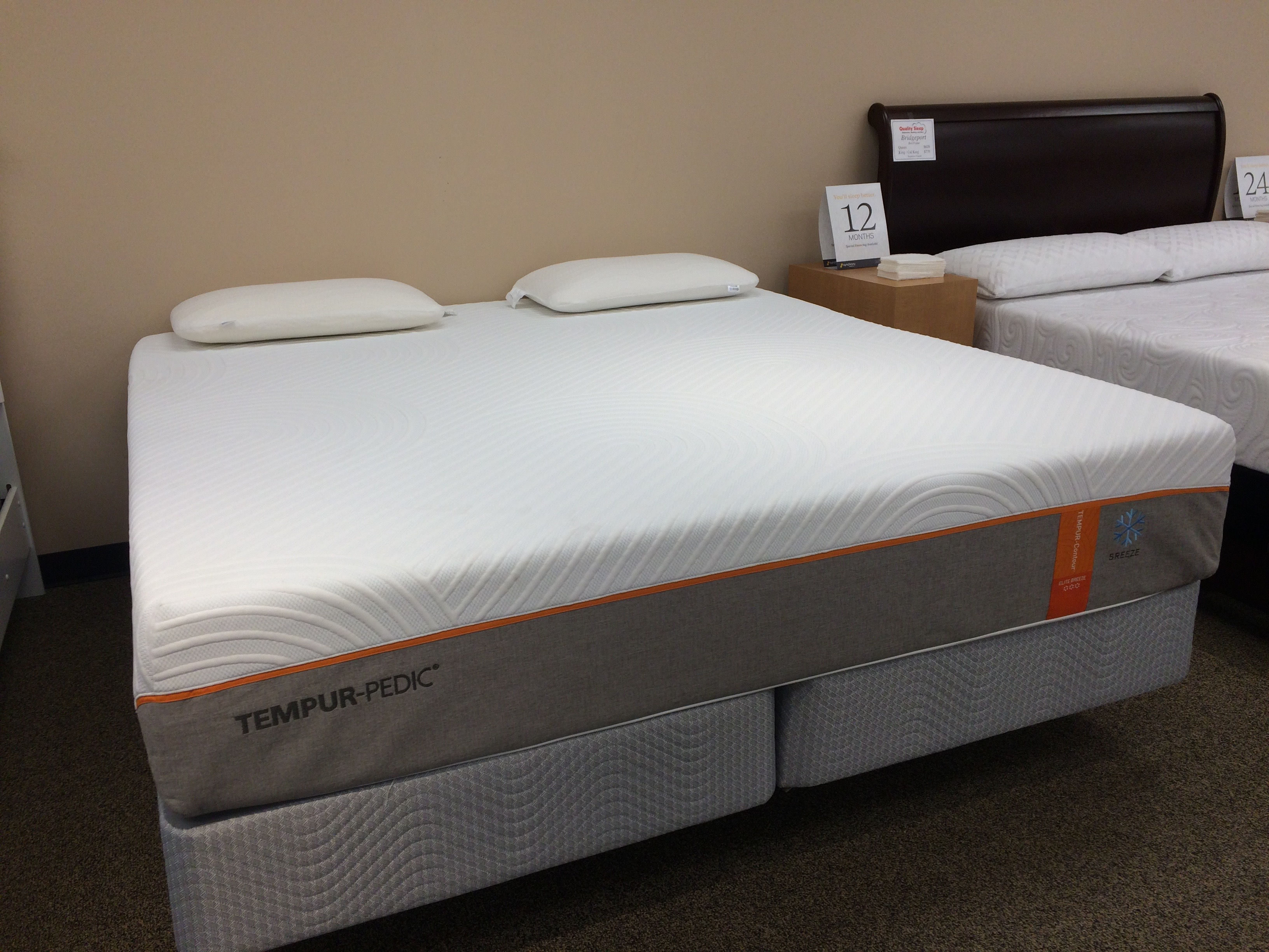 Tempur-Pedic Contour Elite Breeze King Size Mattress