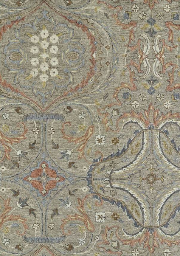 Helena Taupe -10 ft. x 14 ft. Area Rug