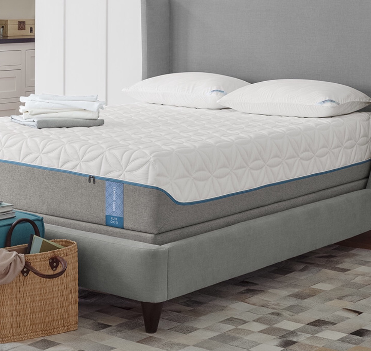TEMPUR-Cloud Elite Twin Extra Long Mattress