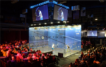 Private Table Package - 2017 Bellevue Men's Squash Classic
