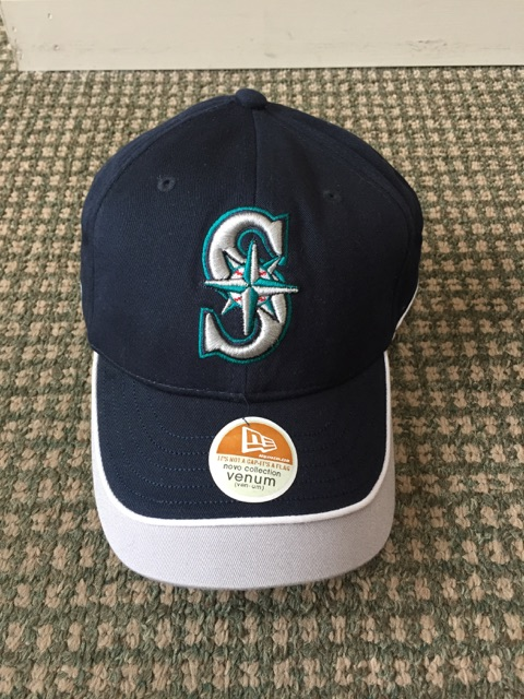 Mariners Baseball Hat adjustable