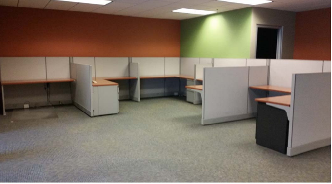 Office Cubicles - Gently Used