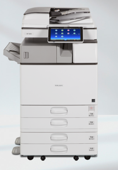 Ricoh MP 3055 ASP B&W (SPDF Version) Printer