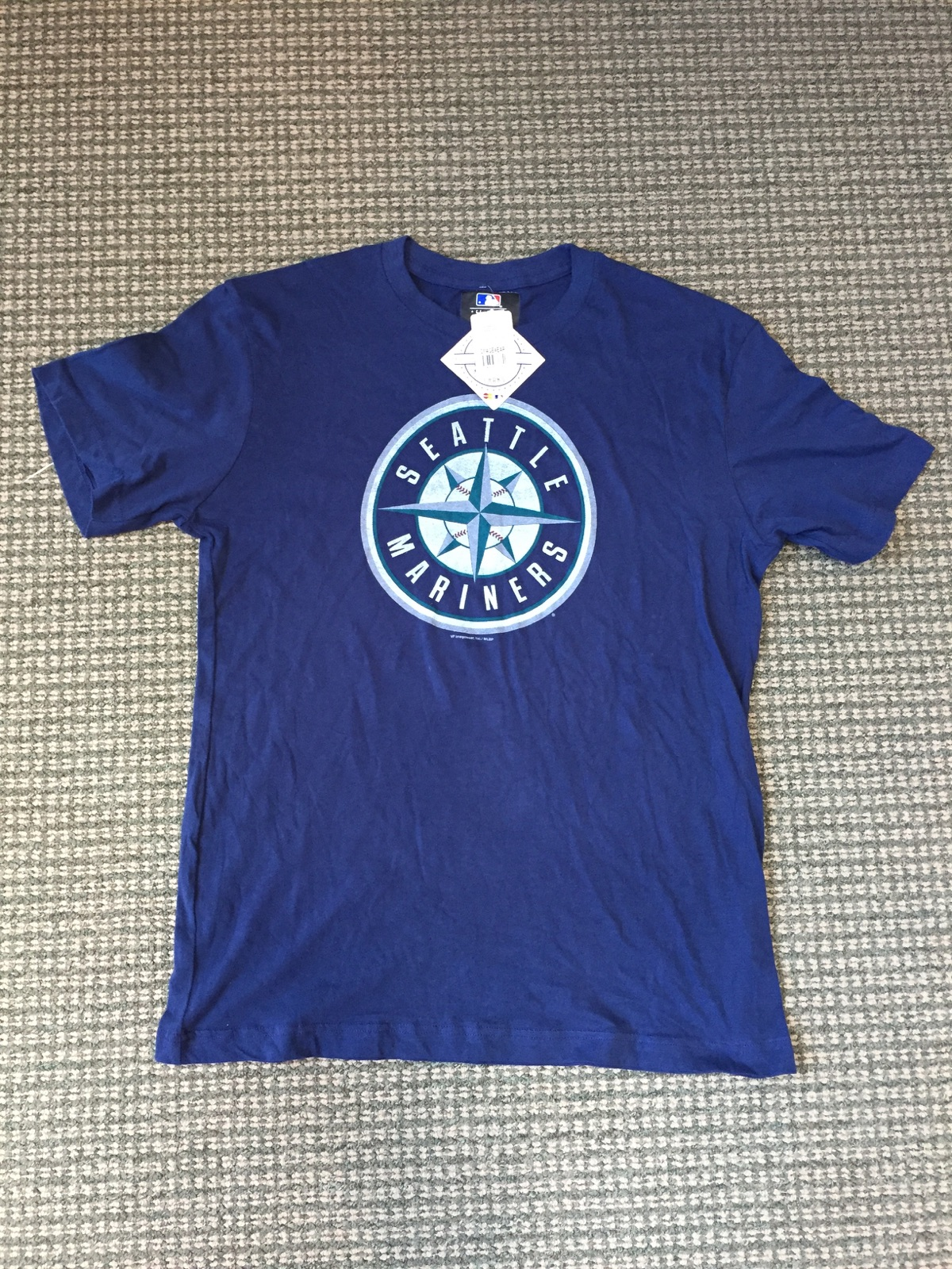 Mariners Tee Size Medium