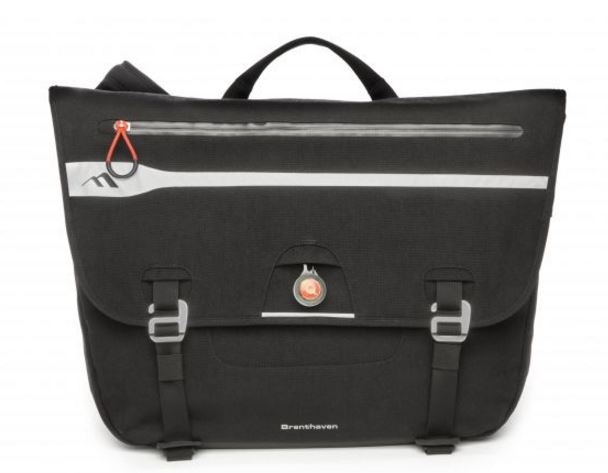 VELO Messenger Bag - Black