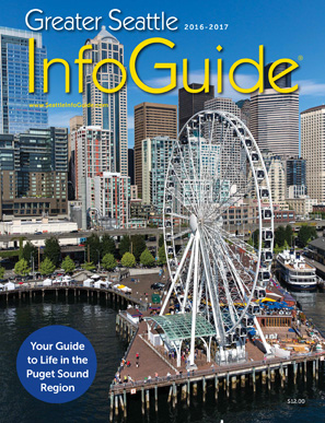 Seattle Info Guide Relocation Guide Full Page Advertising Offer
