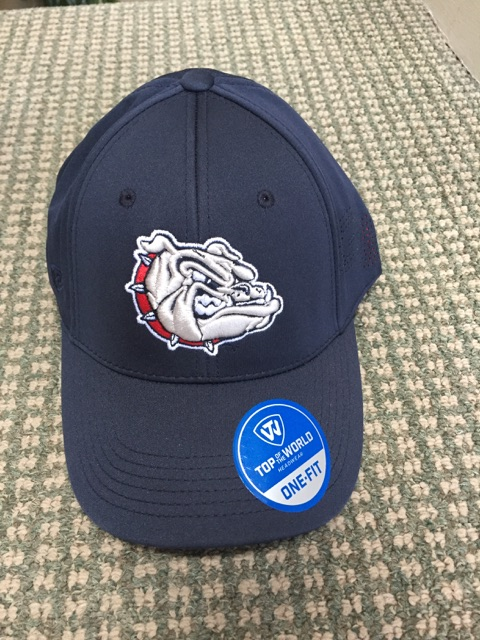 Gonzaga Structured hat One Size Fits Most